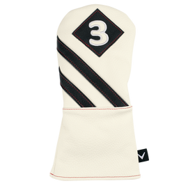 Vintage Fairway Wood Headcover