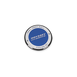 Odyssey Fusion RX Ball Marker Coin
