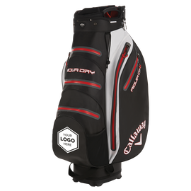 Aqua Dry Logo Cart Bag
