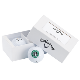 2-Ball Logo Business Card Box