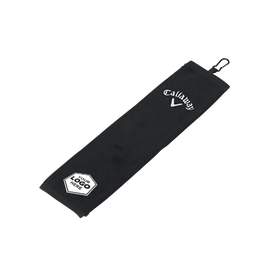 Tri-Fold Logo Towel