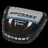 Odyssey Works Tank Versa 2-Ball Fang Putter - View 7