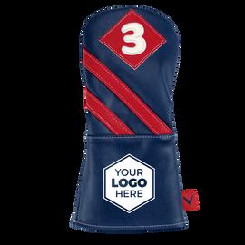 2016 Vintage Fairway Wood Logo Headcover