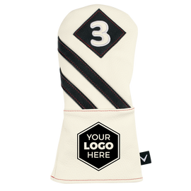 2016 Vintage Fairway Wood Logo Headcover