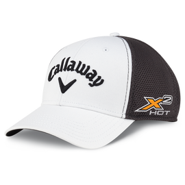 Tour Mesh Fitted Golf Cap
