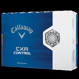 CXR Control Golf Balls