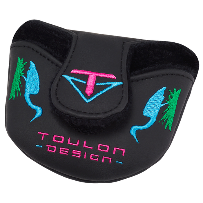 Toulon Garage 2017 5th Major Memphis Mallet Headcover