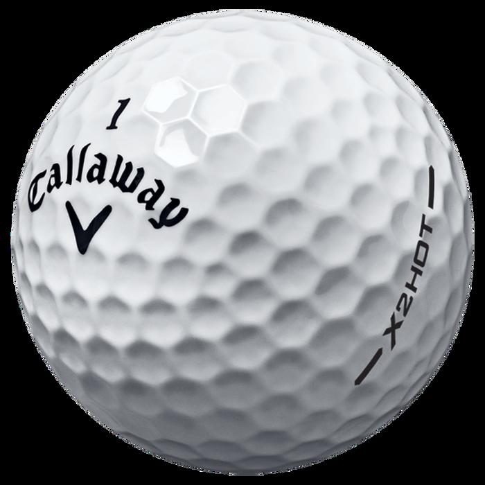 X2 Hot Golf Balls