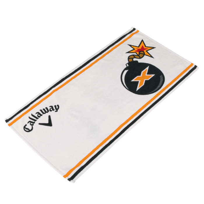 Tour Authentic Bomb Towel
