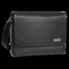 Gran Premio Leather Messenger Bag