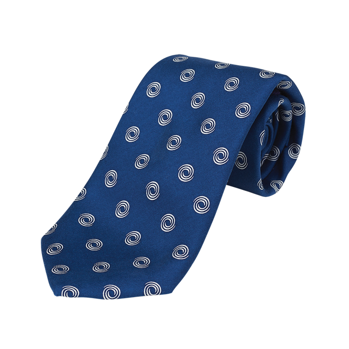 Odyssey Works Silver Swirl Tie by Vineyard Vines®