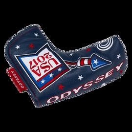 Special Edition USA Odyssey Blade Headcover