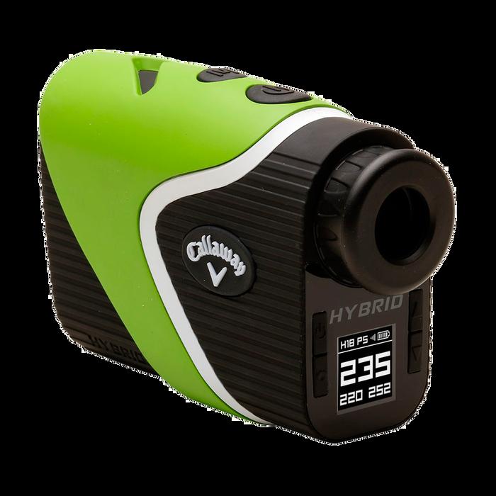 Hybrid Laser-GPS Rangefinder with Power Pack