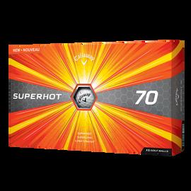 Superhot 70 15-Pack Logo Golf Balls