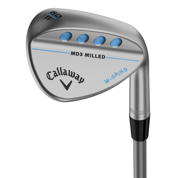 Women's MD3 Milled Chrome Wedges