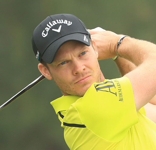 Danny Willett