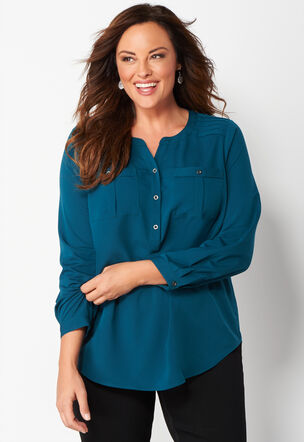 Plus Size Women\'s Clothing | Christopher & Banks®