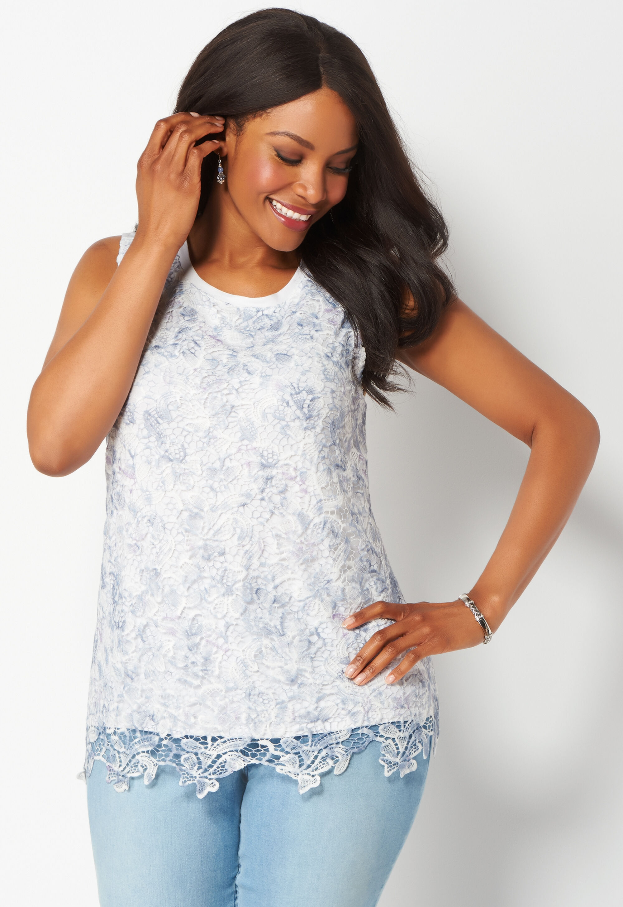 Plus Size Women's Clothing | Christopher & Banks®