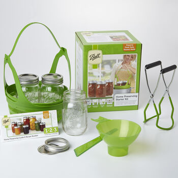 Ball® 9-Piece Home Preserving Starter Kit