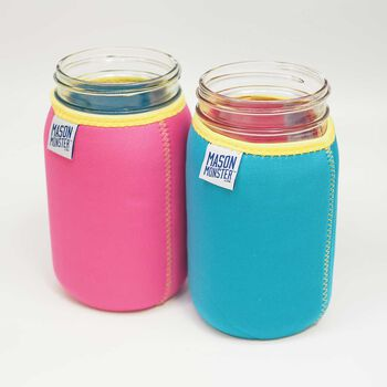 Eco Insulator™ Reversible Pink/Blue Quart, 1 count
