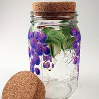 Transform Mason® Wide Mouth Cork Stopper Lid for for Mason Jars, 1 count, , hi-res