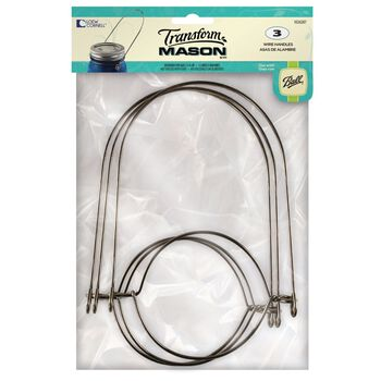 Transform Mason® Regular Mouth Wire Handle for Mason Jars, 1 count