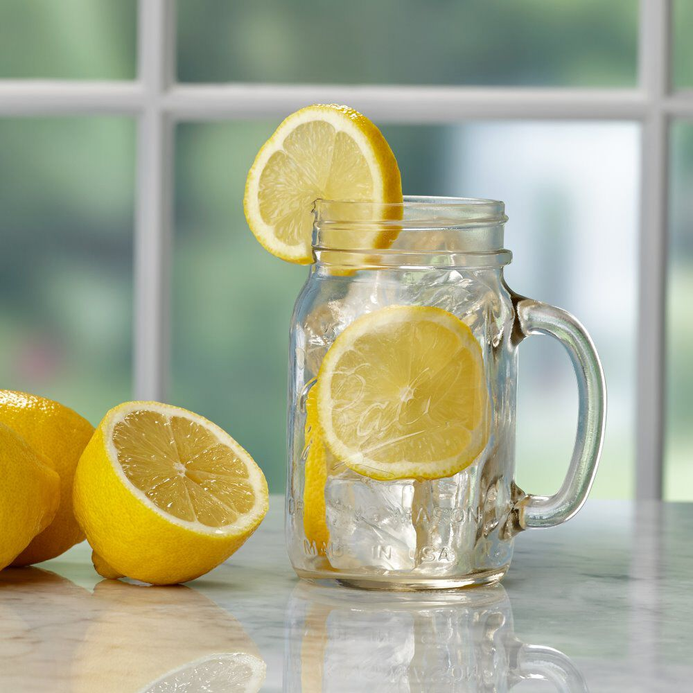 Drink Mixes In A Pint Jar