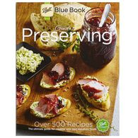 Ball® Blue Book®  Guide to Preserving (37th Edition)