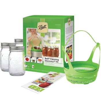 Ball® 6-piece Canning Beginners Kit