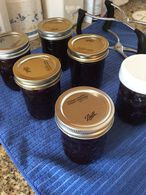 Reduced Sugar Blueberry Jam - Ball® Auto Canner Recipes