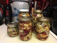 Pickled Three Bean Salad Recipe | Bean Salad Recipes - Ball® Fresh Preserving