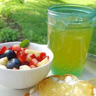 Golden Pineapple Jelly