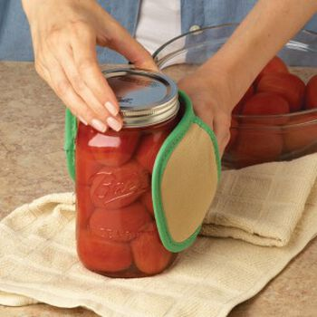 Ball® Secure-Grip Hot Jar Handler for Mason Jars