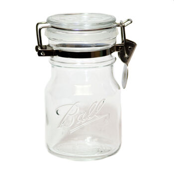 Ball® Sure Seal Bail 14oz Storage Jar, 1 count
