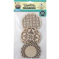Transform Mason® Wooden Lid Insert Variety for Mason Jars, , hi-res