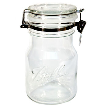 Ball® Sure Seal Bail 38oz Storage Jar, 1 count