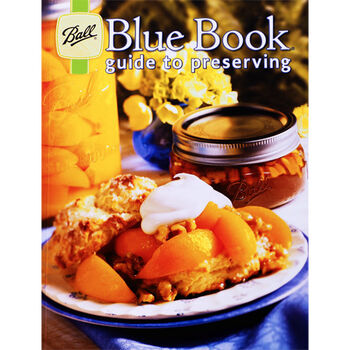 Ball® Blue Book®  Guide to Preserving (36th Edition)
