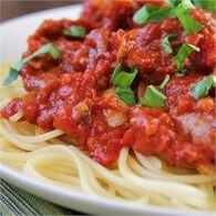 Basil Garlic Tomato Sauce - Ball® Jam Maker Recipes