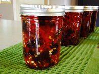 Singapore Chili Sauce   Red Chili Sauce - Ball® Fresh Preserving
