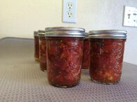 Bruschetta in a Jar - Ball® Auto Canner Recipes