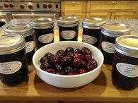 Reduced Sugar Sweet Cherry Jam - Ball® Auto Canner Recipes