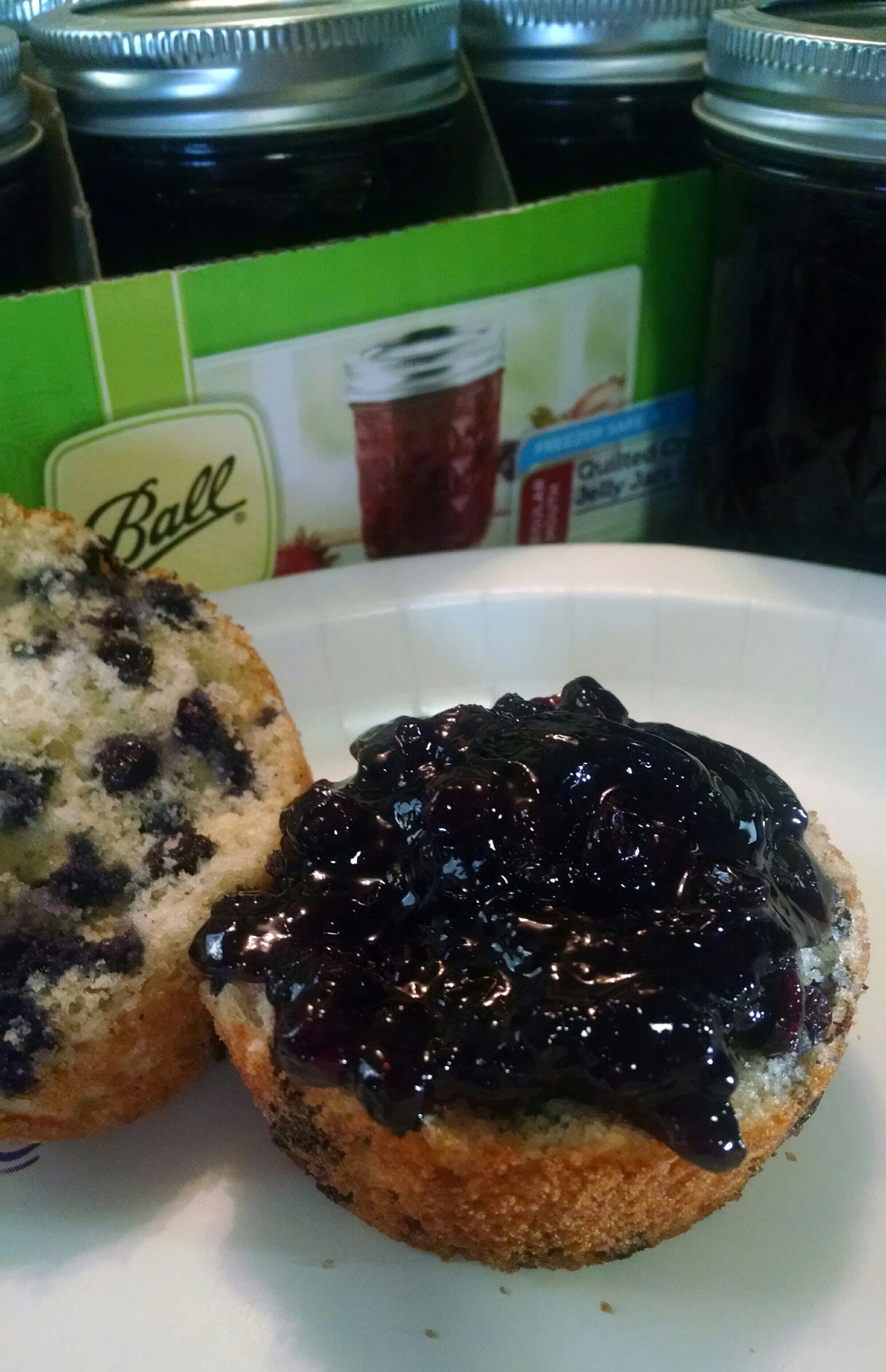 Blueberry Jam Ball 174 Jam Maker Recipes Fresh Preserving