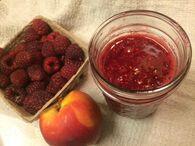 Raspberry Nectarine Jam with Cointreau & Drambuie - Ball® Recipes