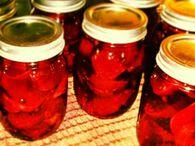 Beet & Onion Pickles - Ball® Recipes