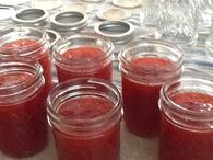 Strawberry Freezer Jam with Classic Pectin - Ball® Recipes