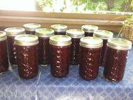 Blueberry Freezer Jam - Low or No-Sugar - Ball® Recipes