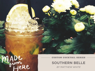 Southern Belle - Ball® Mason Jar Drink Recipes
