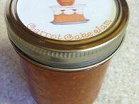 Carrot Cake Jam - Ball® Jam Maker Recipes
