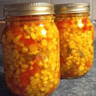 Corn Relish Recipe | Canning Corn Relish - Ball® Fresh Preserving