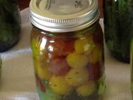 Dilly Tomatoes - Ball® Canning and Preserving Recipes